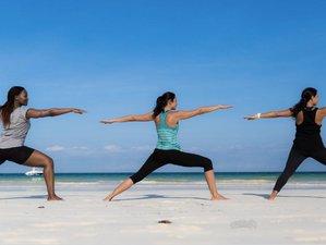 4 Days Fitness and Yoga Retreat in Diani Beach, Kenya