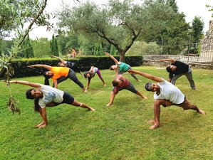 7 Days Artistic Yoga Retreat in Galicia, Spain