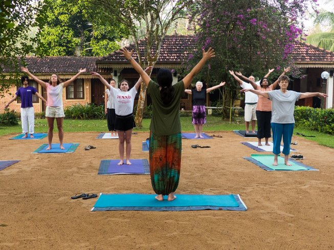 8 Days Cookery, Yoga and Ayurveda Retreat in Sri Lanka