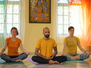 21 Day 200 Hour Yoga Teacher Training in the Ashram in South Sweden with Indian Yoga Teacher