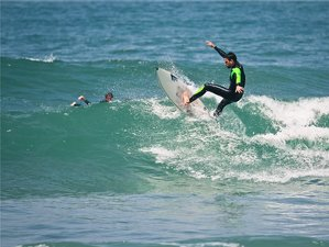 14 Days French Lesson and Surf Camp France