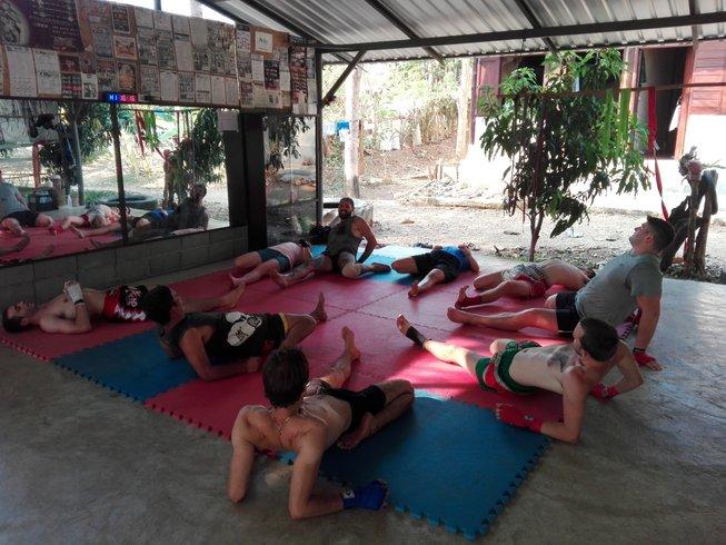 1 Month Muay Thai Training in Thailand