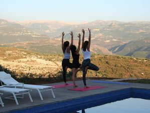5 Days Detox and Yoga Holiday in Kfarhata, Lebanon