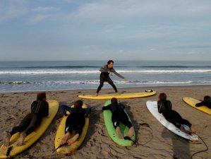 6 Days Summer Surf Camp California