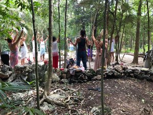 7 Day Sacred Medicine Rituals and Personalized Yoga Retreat in Puerto Morelos, Quintana Roo