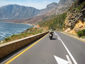 36 Days Guided Motorcycle Tour in Tanzania, Malawi, Zambia, Botswana, South Africa, and Lesotho