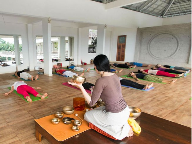 5 Days Restore, Renew Yoga Retreat in Bali
