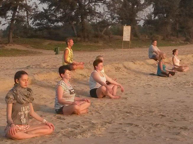 4 Days Rejuvenating Meditation and Yoga Holiday in Goa, India