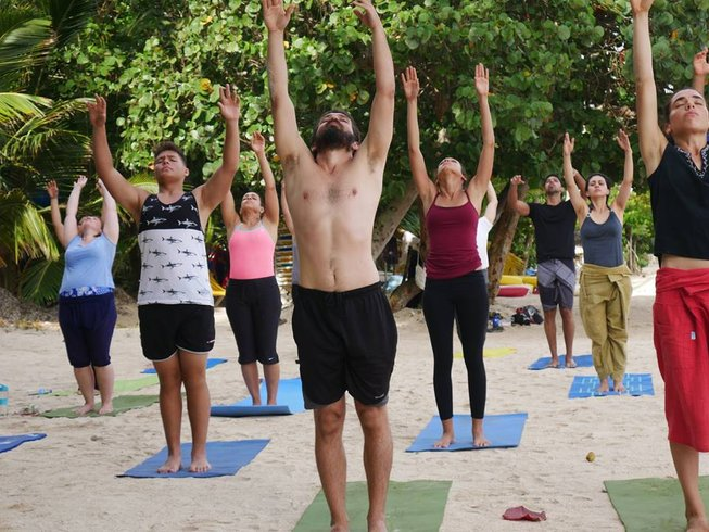 7 Days Yoga Retreat in Dominican Republic