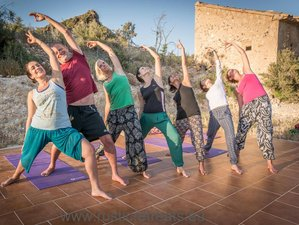7 Days Vinyasa Flow Yoga Retreat in Murcia, Spain