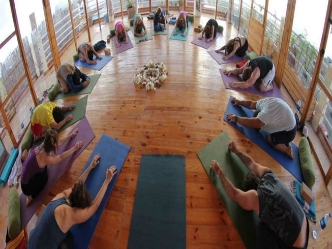 6 Days Restorative Yoga and Surf Retreat in Morocco