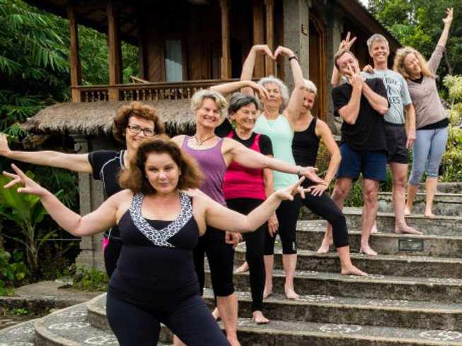 8 Days Yoga Retreat in Bali