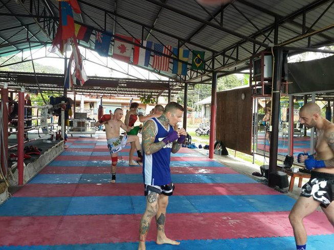 3 Month Advanced Muay Thai Training in Thailand