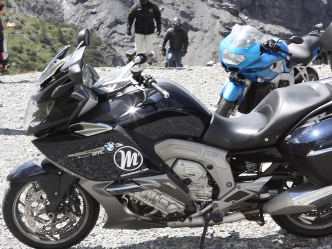 13 Days BMW Motorrad Days Festival Motorcycle Tour France, Switzerland, Germany, Austria, and Italy