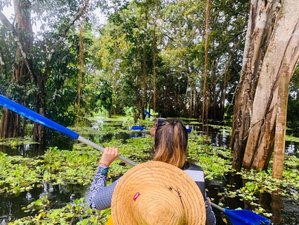 5 Day River Canoeing, Nature Exploration, and Authentic Wildlife Tour in Amazonas, Colombia