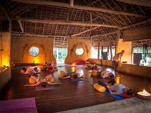 7 Days Dynamic Hatha and Restorative Yoga Retreat in Ulpotha, Sri Lanka