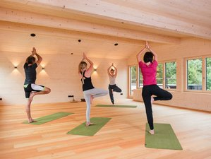 3 Tage Pfingsten Yoga Retreat mit Handpan Sounds im Biohotel Rupertus, Leogang