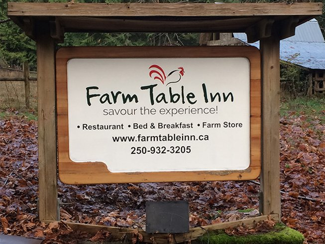 3 Days Farm Table Cooking Holidays in Lake Cowichan, Canada