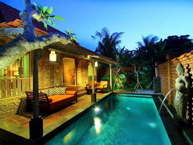 6 Days Romantic Honeymoon Package and Yoga Retreat in Bali