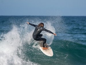 8 Days Spain Surf Camp in Biscay Bay