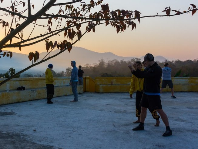 22 Days Qi Gong Instructor Training in Pai, Thailand