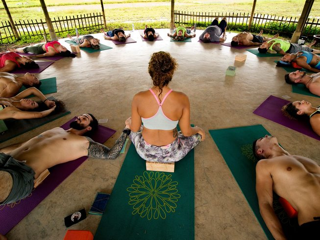 9 Tage Abenteuer, Erkundung der Kultur und Yoga Retreat Mexiko