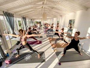 22 Day 200-Hour Yoga Teacher Training in Vinyasa & Ashtanga Yoga in Lefkada Island