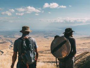 14 Days Men's Personal Leadership and Cultural Safari in Tanzania