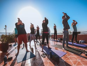 8 Day Meditation and Yoga Retreat with Surf Sessions in Taghazout