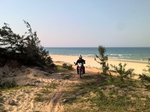 4 Days Mui Ne to Dalat and Nha Trang Motorbike Tour Vietnam