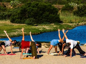 7 Day Family Yoga Holiday with Something for Everyone in Vejer de la Frontera, Province of Cadiz