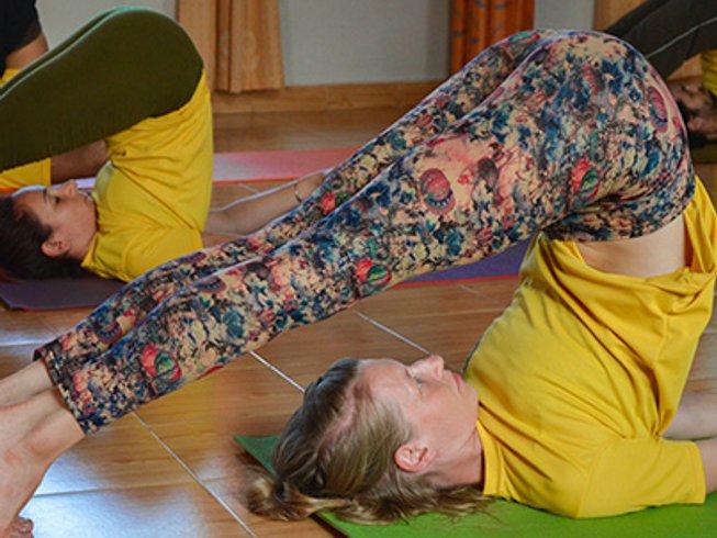 28 jours-300h de formation de professeur de yoga à Mysore, Inde