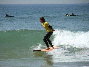 4 Days Budget Surf Camp in Carcavelos e Parede, Cascais, Portugal