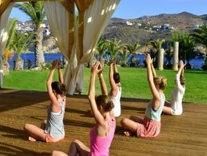 8 Days Wellness and Yoga Retreat in Greece