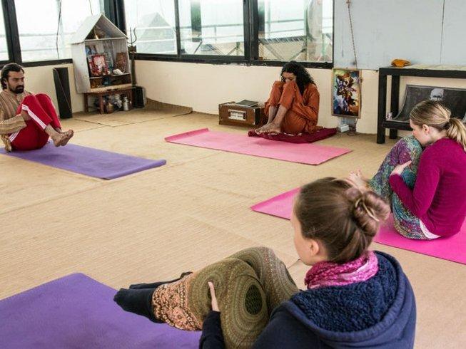 6 jours en stage de yoga et pranayama à Kathmandu, Népal