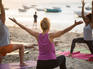23 Days 200 Hours Yoga Therapy Teacher Training in Goa, India