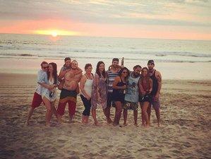 8 Days Surf Camp in Santa Elena, Ecuador
