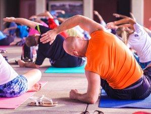 Günstige Yogalehrer Ausbildung