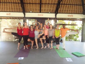 8 jours en retraite de yoga et trekking dans les rizières à Bali, Indonésie