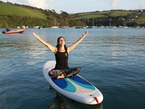 2 Days Yachting & Yoga Retreat Devon, UK