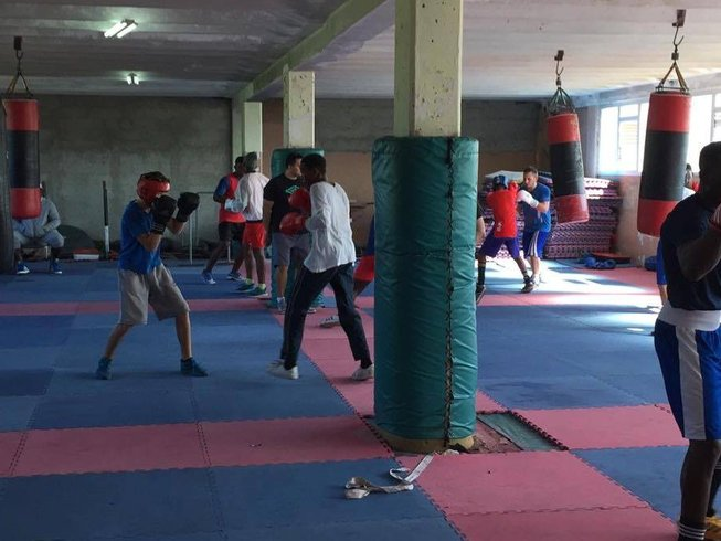 30 Days Boxing Training Camp in Havana, Cuba