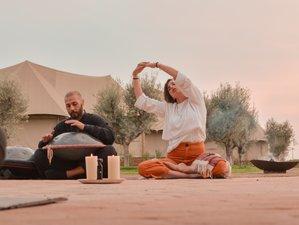 4 Day Thermal and Yoga Retreat: Vinyasa, Aqua Yoga, Sound Healing & Rituals in Canino, Viterbo