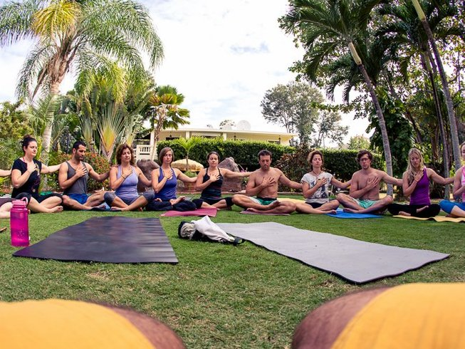 6 Day Redefining Play Surfing and Yoga Retreat in Aguada, Puerto Rico