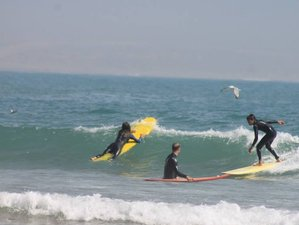 8 Days Family Surf Camp in Tamraght, Morocco