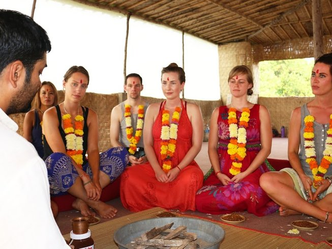 28 Days 200-Hour Yoga Teacher Training in Thailand