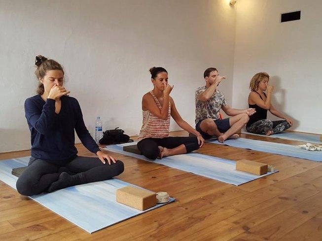 8 Days Detox and Yoga Retreat in Ibiza, Spain
