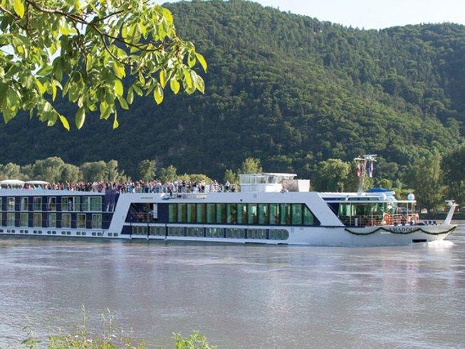 12 Days Wine Tasting & River Cruises in France
