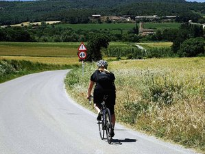 8 Days Cycling and Yoga Retreat Girona, Spain