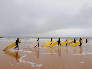 4 Day Exciting Surf Camp in Ericeira, Lisbon Area