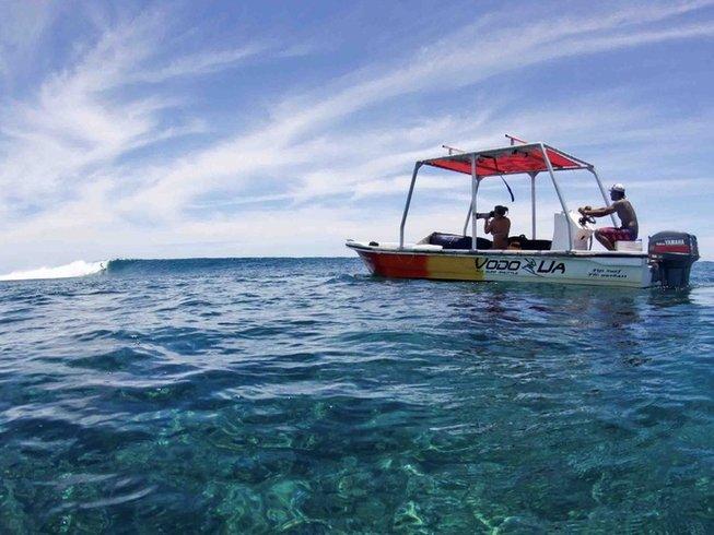 6 Days Surf Trips in Nadi, Fiji